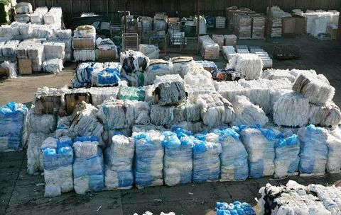 THE CZECH REPUBLIC STRUGGLES WITH PLASTIC WASTE